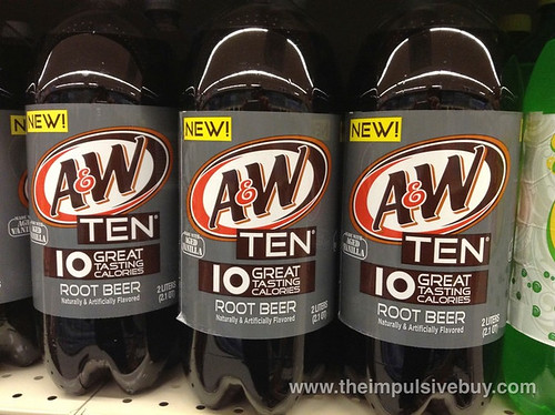 A&W Ten Root Beer