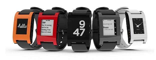 The Pebble iOS Smartwatch