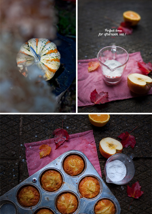 Playing With Food: Golden October