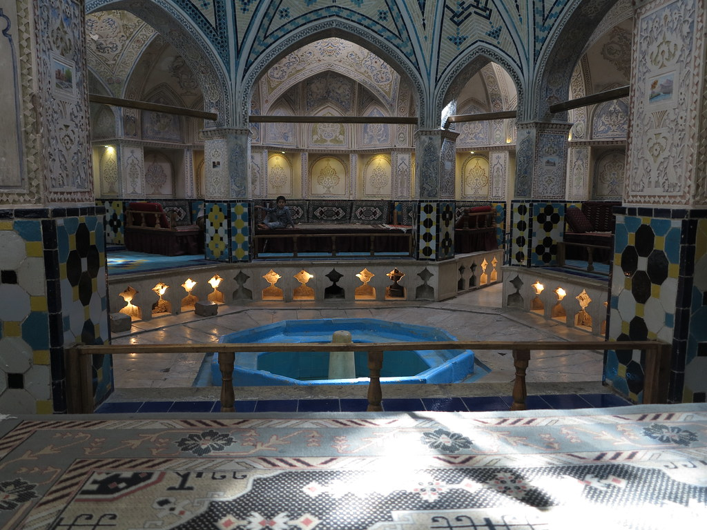 Amir Teppiche Hammam Sultan Amir Ahmad Traditional Old Historical Bath H Flickr