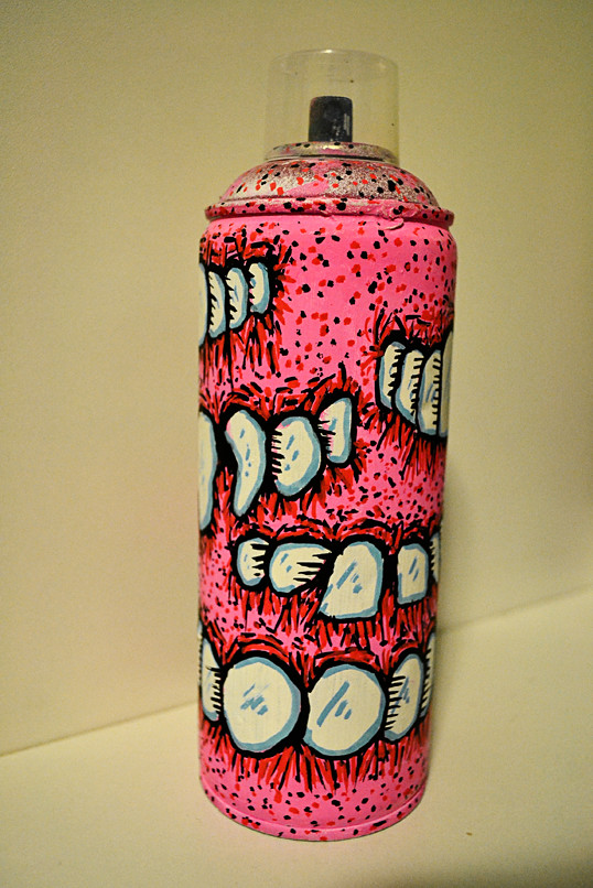 Custom Spraycan #5