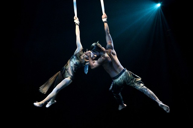 Acrobats at Devdan