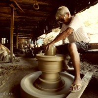 The Pottery Factory and The Pot Maker