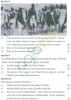 ICSE 2013 Class X Sample Question Papers   History & Civics Image by AglaSem