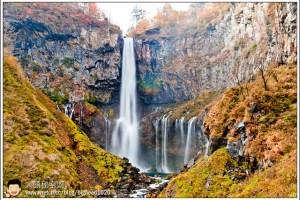 [日本關東楓紅之旅2-4]日光:華巖瀑布(華巖の滝)