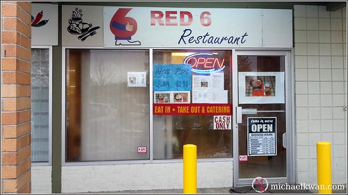 Red 6 Restaurant in Burnaby