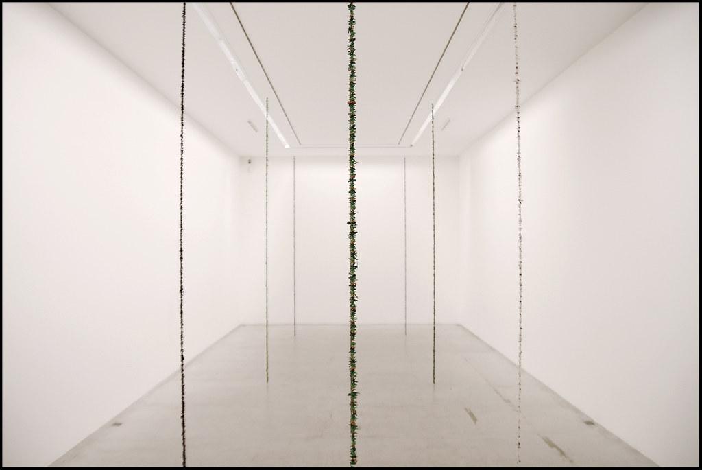 """Tuukka13 - Guy Limone Exhibition """"Espace Public"""" at Galerie Perrotin, Paris - 12.2012 - 2"""
