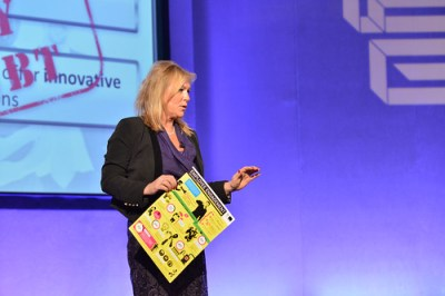 Engage for Success event 26th November 2012 - Tanith Dodge with Infographic