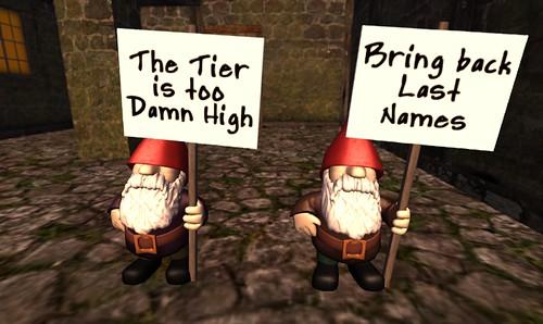 Protest Gnomes