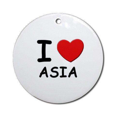 love asia