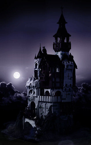 Lego Castle - The Old Monastery