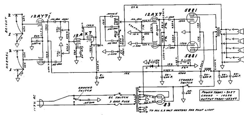 Wiring Diagram For Guitar Speaker Cabinet U2013 Wirdig - Auto