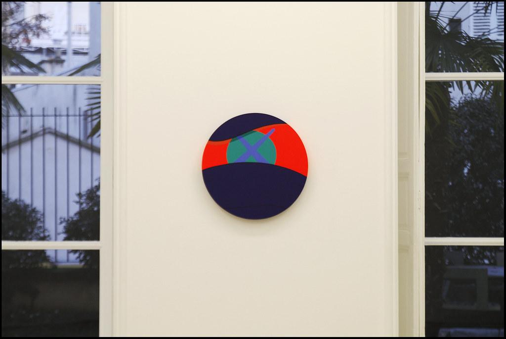 "Tuukka13 - KAWS Exhibition ""Imaginary Friends"" at Galerie Perrotin, Paris - 12.2012 - 5"