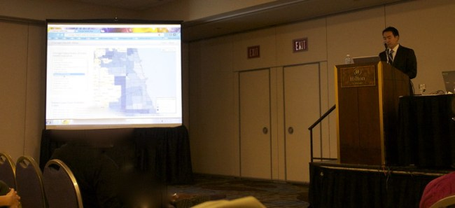 AMIA 2012: The Chicago Health Atlas: A Public Resource to Visualize Health Conditions and Resources in Chicago