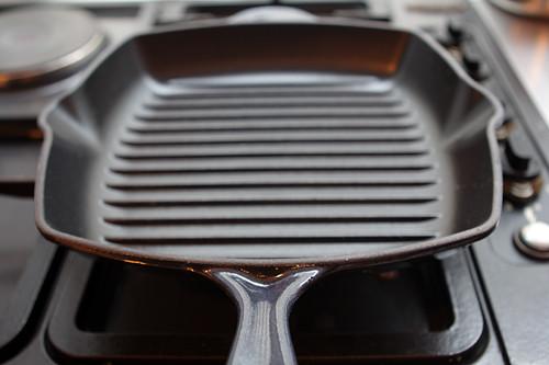 grill pan for chicken teriyaki