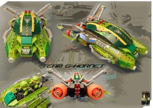 TEAM G-Hornet46
