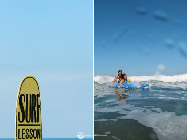 TWO2TRAVEL | La Union | Surfing in San Juan