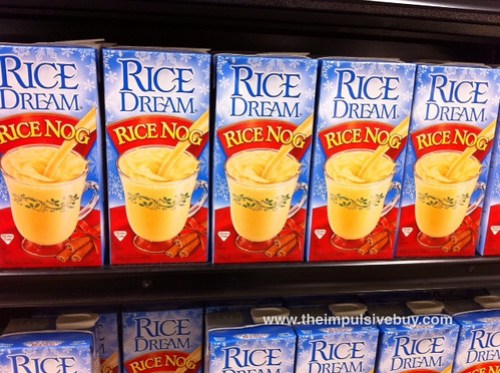 Rice Dream Rice Nog