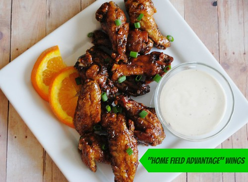 Home Field Advantage Wings| Licious Food