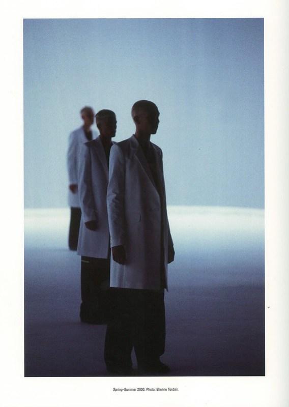 Raf Simons Redux  Spring-Summer 2000. Photo- Etienne Tordoir.