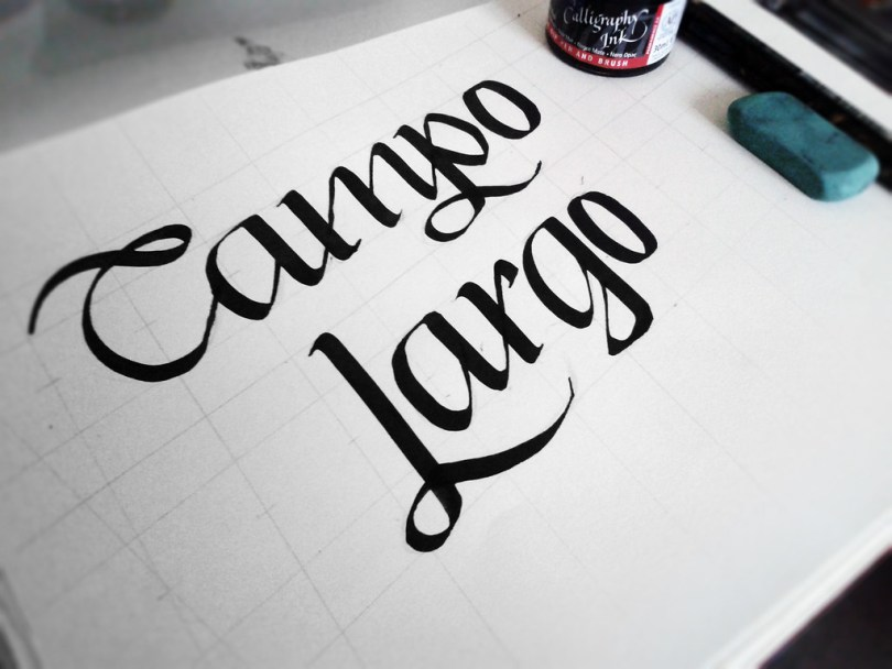 Sketch Campo Largo