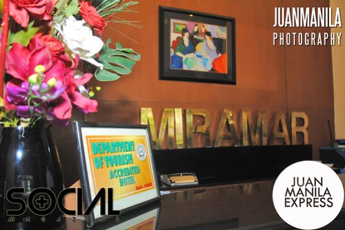 Miramar Hotel is Manila's finest boutique hotel.