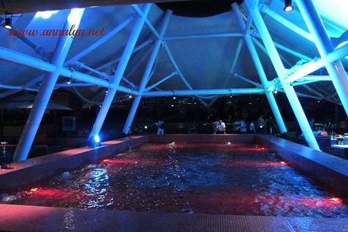 Buddha Bar - pool