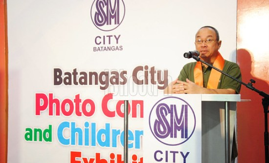 Mr. Ed Borbon of the city government Cultural Affairs.