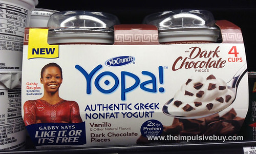 YoCrunch Yopa! with Dark Chocolate
