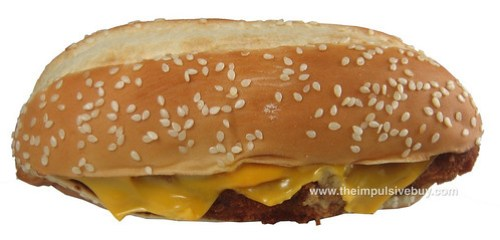 Burger King Philly Original Chicken Sandwich