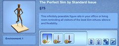 The Perfect Sim by Standard Issue