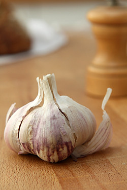 garlic for Vacherin Mont d'Or Cheese