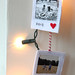Felt Polaroid Ornaments
