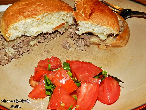 Steak & Cheese with Ra Ju (1)