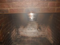 Chimney Liner Installation for Wood Burning Fireplace ...