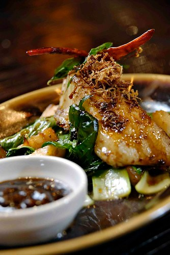 Sea Bass with Tamarind