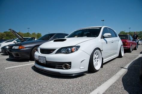 Subaru STi GR