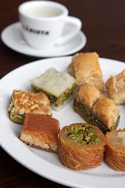 arab pastries