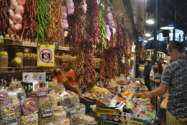 Weekend in Barcelona_La Boqueria