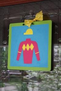 Kentucky Derby Wreath Jockey Wreath Derby By Thewhimsicaldoor