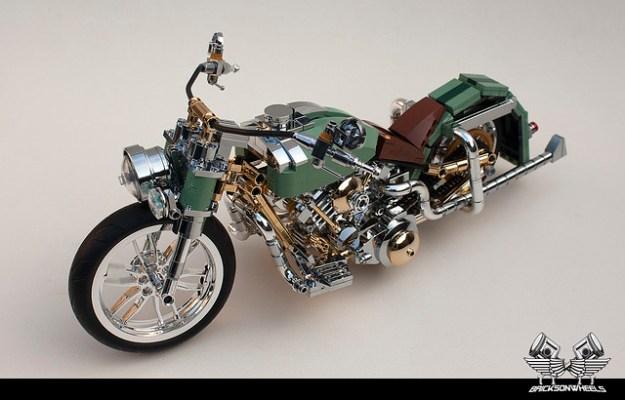 Harley Davidson Cali Style Lowrider