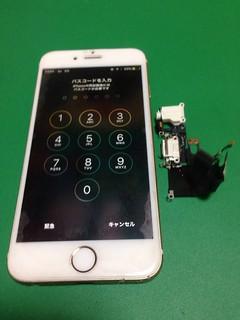 123_iPhone6のドックコネクター交換