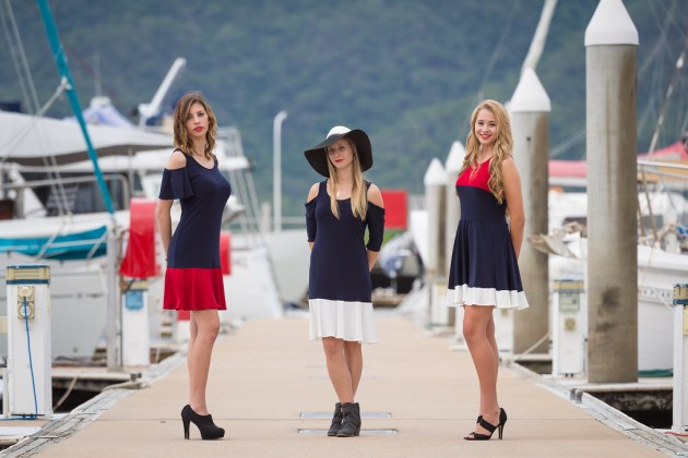 Nautical Collection 2015 by Sajeela Jamie