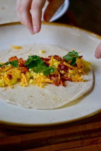 Kiddo's Breakfast Tortillas-13