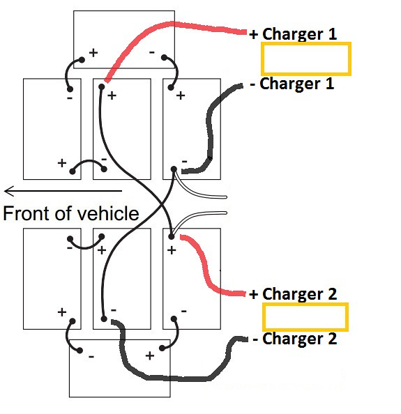 ev charger wiring diagram