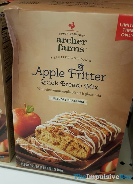 Archer Farms Limited Edition Apple Fritter Quick Bread Mix