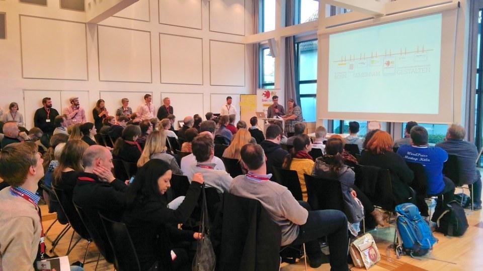 BarCamp Bonn: Abschluss-Session