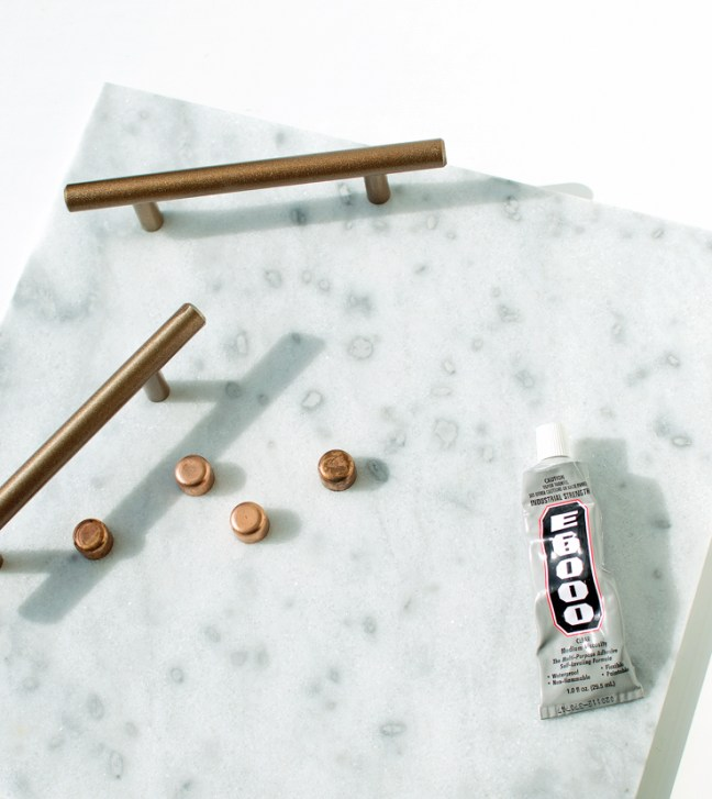 Marble Tray Things Needed