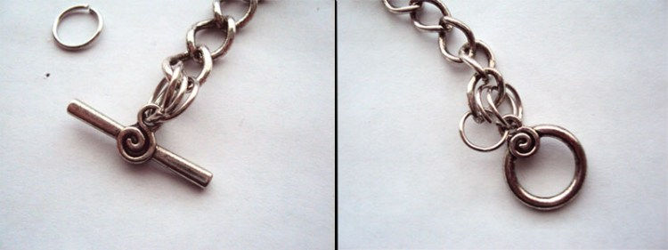 DIY Bauble Statement Necklace ‖ 17 clasp