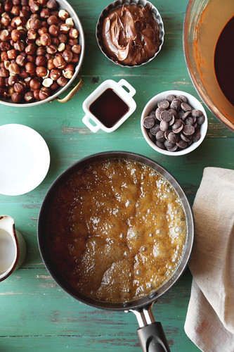 how to make butterscotch sauce without brown sugar